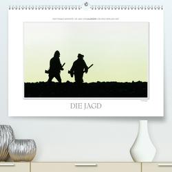 Emotionale Momente: Die Jagd. / CH-Version (Premium, hochwertiger DIN A2 Wandkalender 2021, Kunstdruck in Hochglanz) von Gerlach GDT,  Ingo