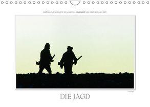 Emotionale Momente: Die Jagd. (Wandkalender 2018 DIN A4 quer) von Gerlach GDT,  Ingo