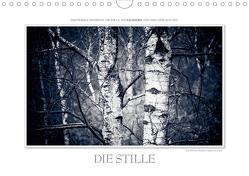 Emotionale Momente: Die Stille. / CH-Version (Wandkalender 2020 DIN A4 quer) von Gerlach GDT,  Ingo