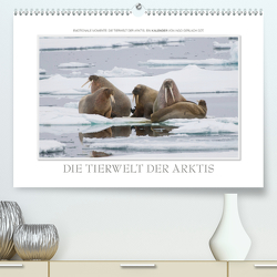 Emotionale Momente: Die Tierwelt der Arktis / CH-Version (Premium, hochwertiger DIN A2 Wandkalender 2021, Kunstdruck in Hochglanz) von Gerlach GDT,  Ingo