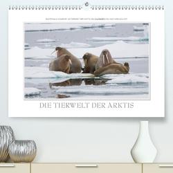 Emotionale Momente: Die Tierwelt der Arktis / CH-Version (Premium, hochwertiger DIN A2 Wandkalender 2020, Kunstdruck in Hochglanz) von Gerlach GDT,  Ingo