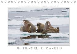 Emotionale Momente: Die Tierwelt der Arktis / CH-Version (Tischkalender 2021 DIN A5 quer) von Gerlach GDT,  Ingo