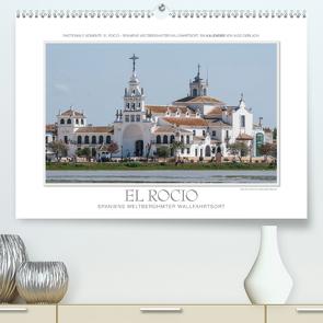 Emotionale Momente: El Rocio – Spaniens weltberühmter Wallfahrtsort. (Premium, hochwertiger DIN A2 Wandkalender 2021, Kunstdruck in Hochglanz) von Gerlach,  Ingo