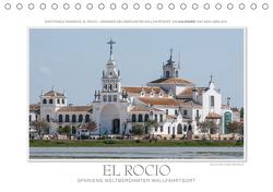 Emotionale Momente: El Rocio – Spaniens weltberühmter Wallfahrtsort. (Tischkalender 2021 DIN A5 quer) von Gerlach,  Ingo