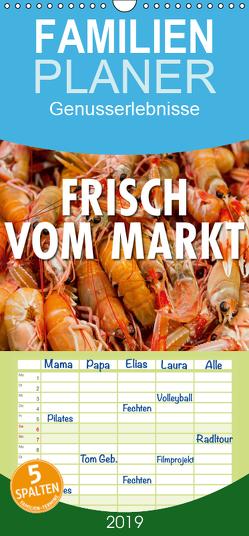 Emotionale Momente: Frisch vom Markt. – Familienplaner hoch (Wandkalender 2019 , 21 cm x 45 cm, hoch) von Gerlach,  Ingo
