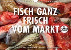 Emotionale Momente: Frischer Fisch vom Markt. (Wandkalender 2019 DIN A4 quer) von Gerlach,  Ingo