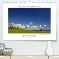 Emotionale Momente: Golfsport. / CH-Version (Premium, hochwertiger DIN A2 Wandkalender 2021, Kunstdruck in Hochglanz) von Gerlach,  Ingo