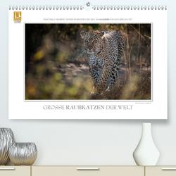 Emotionale Momente: Große Raubkatzen der Welt.CH-Version (Premium, hochwertiger DIN A2 Wandkalender 2021, Kunstdruck in Hochglanz) von Gerlach GDT,  Ingo