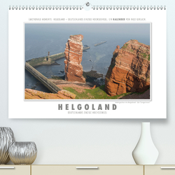 Emotionale Momente: Helgoland – Deutschlands einzige Hochseeinsel. (Premium, hochwertiger DIN A2 Wandkalender 2020, Kunstdruck in Hochglanz) von Gerlach,  Ingo