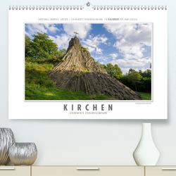 Emotionale Momente: Kirchen – lebenswerte Verbandsgemeinde. (Premium, hochwertiger DIN A2 Wandkalender 2020, Kunstdruck in Hochglanz) von Gerlach,  Ingo