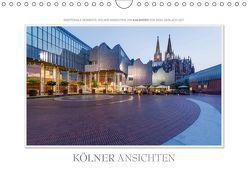 Emotionale Momente: Kölner Ansichten. (Wandkalender 2019 DIN A4 quer) von Gerlach GDT,  Ingo