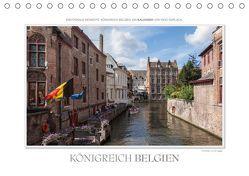 Emotionale Momente: Königreich Belgien (Tischkalender 2019 DIN A5 quer) von Gerlach,  Ingo