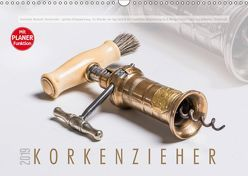 Emotionale Momente: Korkenzieher – geniales Alltagswerkzeug. (Wandkalender 2019 DIN A3 quer) von Gerlach,  Ingo