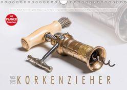 Emotionale Momente: Korkenzieher – geniales Alltagswerkzeug. (Wandkalender 2019 DIN A4 quer) von Gerlach,  Ingo