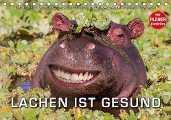 Emotionale Momente: Lachen ist gesund. (Tischkalender 2018 DIN A5 quer) von Gerlach,  Ingo