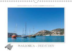 Emotionale Momente: Mallorca – der Süden. (Wandkalender 2019 DIN A4 quer) von Gerlach GDT,  Ingo