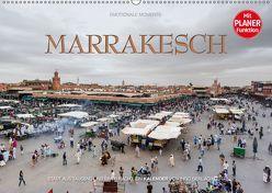 Emotionale Momente: Marrakesch (Wandkalender 2019 DIN A2 quer) von Gerlach GDT,  Ingo