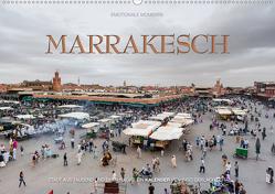 Emotionale Momente: Marrakesch (Wandkalender 2021 DIN A2 quer) von Gerlach GDT,  Ingo