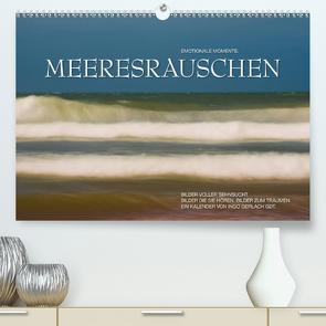 Emotionale Momente: Meeresrauschen / CH-Version (Premium, hochwertiger DIN A2 Wandkalender 2021, Kunstdruck in Hochglanz) von Gerlach GDT,  Ingo
