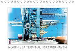 Emotionale Momente: North Sea Terminal Bremerhaven / CH-Version (Tischkalender 2019 DIN A5 quer) von Gerlach,  Ingo