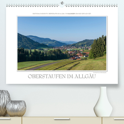 Emotionale Momente: Oberstaufen im Allgäu. (Premium, hochwertiger DIN A2 Wandkalender 2021, Kunstdruck in Hochglanz) von Gerlach,  Ingo