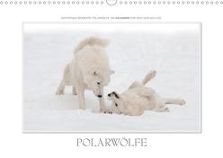 Emotionale Momente: Polarwölfe. / CH-Version (Wandkalender 2020 DIN A3 quer) von Gerlach GDT,  Ingo