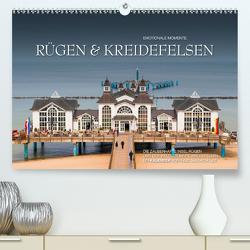 Emotionale Momente: Rügen & Kreidefelsen (Premium, hochwertiger DIN A2 Wandkalender 2020, Kunstdruck in Hochglanz) von Gerlach GDT,  Ingo