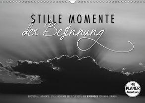 Emotionale Momente: Stille Momente der Besinnung (Wandkalender 2018 DIN A3 quer) von Gerlach,  Ingo