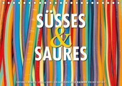 Emotionale Momente: Süßes & Saures. / CH-Version (Tischkalender 2018 DIN A5 quer) von Gerlach,  Ingo