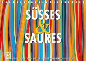 Emotionale Momente: Süßes & Saures. (Tischkalender 2018 DIN A5 quer) von Gerlach,  Ingo