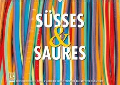 Emotionale Momente: Süßes & Saures. (Wandkalender 2018 DIN A2 quer) von Gerlach,  Ingo