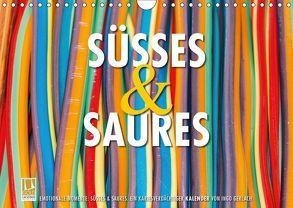 Emotionale Momente: Süßes & Saures. (Wandkalender 2018 DIN A4 quer) von Gerlach,  Ingo