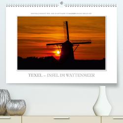 Emotionale Momente: Texel – Insel im Wattenmeer. (Premium, hochwertiger DIN A2 Wandkalender 2021, Kunstdruck in Hochglanz) von Gerlach GDT,  Ingo