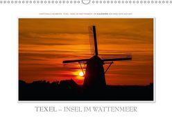 Emotionale Momente: Texel – Insel im Wattenmeer. (Wandkalender 2018 DIN A3 quer) von Gerlach GDT,  Ingo
