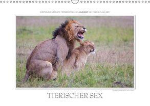 Emotionale Momente: Tierischer Sex. / CH-Version (Wandkalender 2018 DIN A3 quer) von Gerlach GDT,  Ingo