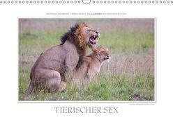 Emotionale Momente: Tierischer Sex. / CH-Version (Wandkalender 2019 DIN A3 quer) von Gerlach GDT,  Ingo