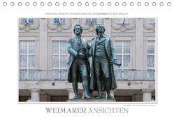 Emotionale Momente: Weimarer Ansichten. (Tischkalender 2019 DIN A5 quer) von Gerlach,  Ingo
