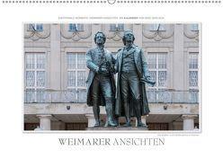 Emotionale Momente: Weimarer Ansichten. (Wandkalender 2019 DIN A2 quer) von Gerlach,  Ingo
