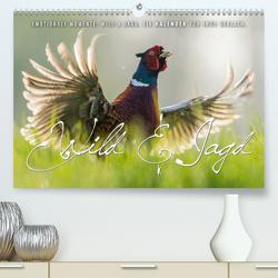 Emotionale Momente: Wild und Jagd. (Premium, hochwertiger DIN A2 Wandkalender 2020, Kunstdruck in Hochglanz) von Gerlach,  Ingo