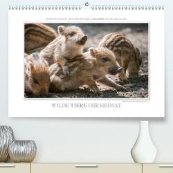 Emotionale Momente: Wilde Tiere der Heimat. / CH-Version (Premium, hochwertiger DIN A2 Wandkalender 2021, Kunstdruck in Hochglanz) von Gerlach GDT,  Ingo