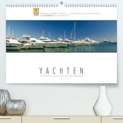 Emotionale Momente: Yachten – eleganter Luxus auf den Weltmeeren (Premium, hochwertiger DIN A2 Wandkalender 2020, Kunstdruck in Hochglanz) von Gerlach,  Ingo