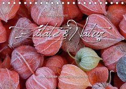 Emotionale Momente: Zitate & Natur (Tischkalender 2019 DIN A5 quer) von Gerlach GDT,  Ingo