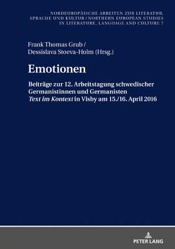 Emotionen von Grub,  Frank Thomas, Stoeva-Holm,  Dessislava