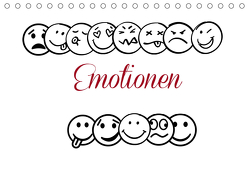 Emotionen (Tischkalender 2020 DIN A5 quer) von Hultsch,  Heike