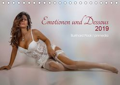 Emotionen und Dessous (Tischkalender 2019 DIN A5 quer) von Pook pnmedia,  Burkhard