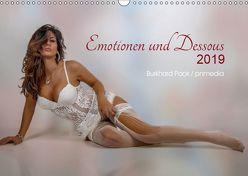 Emotionen und Dessous (Wandkalender 2019 DIN A3 quer) von Pook pnmedia,  Burkhard