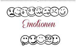 Emotionen (Wandkalender 2019 DIN A2 quer)