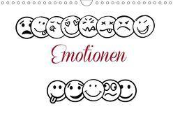 Emotionen (Wandkalender 2019 DIN A4 quer) von Hultsch,  Heike