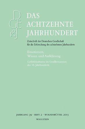Emotionen, Wissen und Aufklärung von Neumann,  Birgit, Schmidt-Haberkamp,  Barbara, Zelle,  Carsten