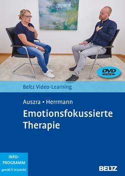 Emotionsfokussierte Therapie von Auszra,  Lars, Herrmann,  Imke